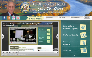 Congressman John Olver website