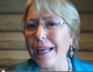 Michelle Bachelet, Executive Director of UN Women