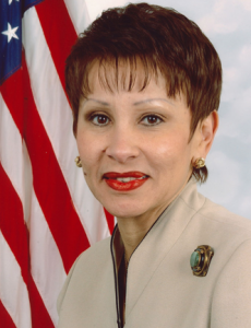 US Congresswoman Nydia Velázquez of New York is one such leader from the Latin@ community.